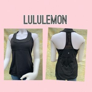 lulu lemon tank top Sz12